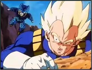 Cell Saga Screen Captures